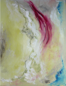2013 Huile sur toile, 50x40
