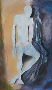2013 Technique mixte sur toile, 170x100