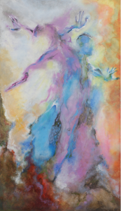 2012 Technique mixte sur toile, 170x100