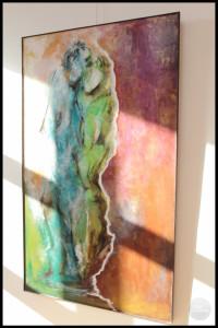 Genèse, tableau de Diego Velez